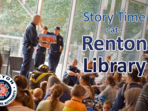 Renton RFA Story Time at Renton Library