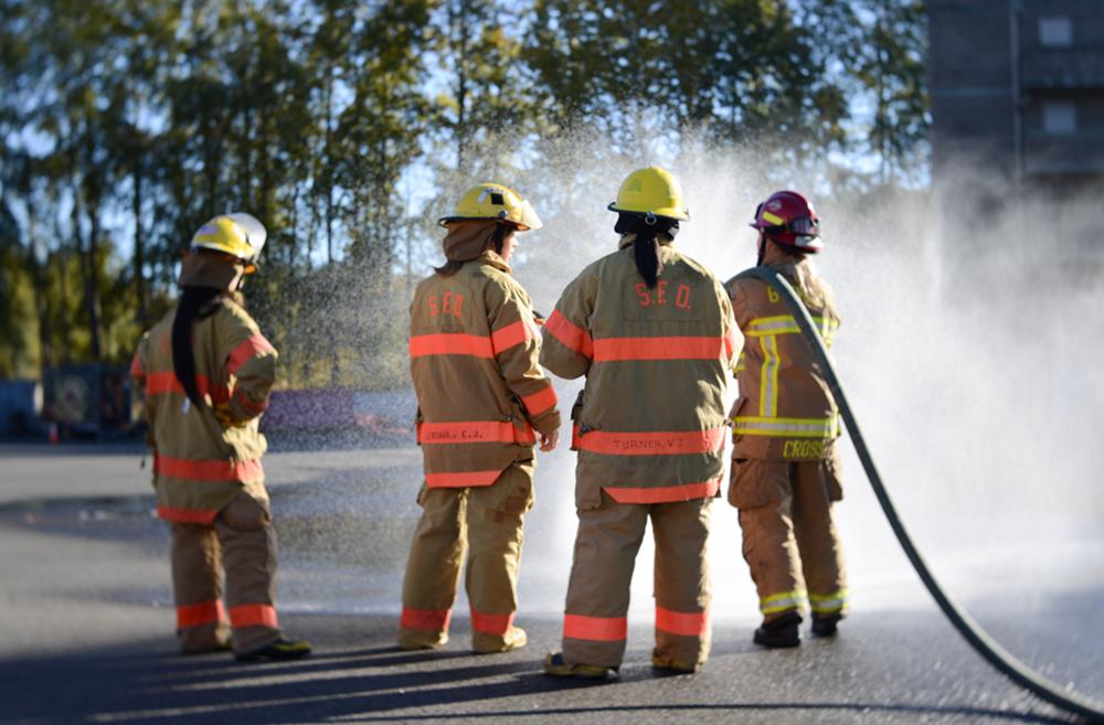 Future Women in EMS / Fire Workshop Application | Renton