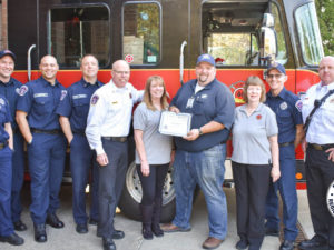 Celebrating a Community Hero Nick Baker of Voy Home Services