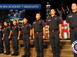 Academy 7 Graduates!